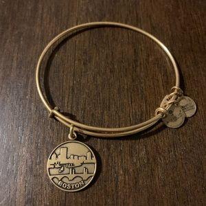 Alex and Ani Boston bracelet